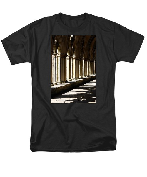 Men's T-Shirt  (Regular Fit) featuring the photograph Let The Sun Shine Through by Wendy Wilton