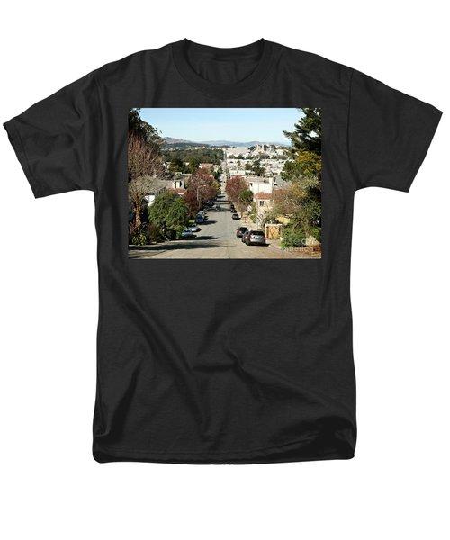 Let's Take It From The Top Men's T-Shirt  (Regular Fit) by Carol Lynn Coronios