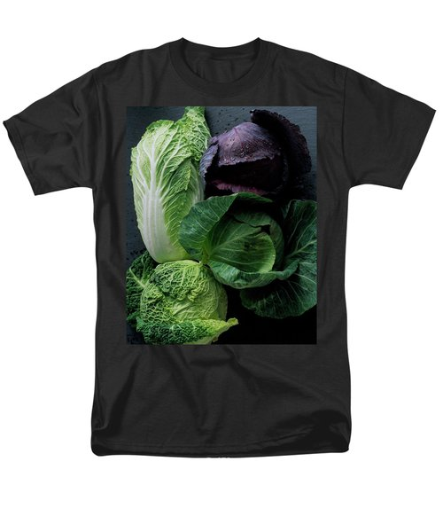 Lettuce Men's T-Shirt  (Regular Fit) by Romulo Yanes
