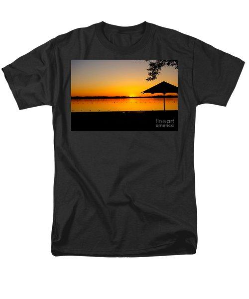 Lifeguard Off Duty Men's T-Shirt  (Regular Fit) by Jacqueline Athmann