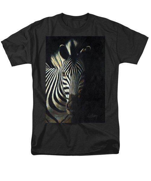 Light And Shade Men's T-Shirt  (Regular Fit) by David Stribbling