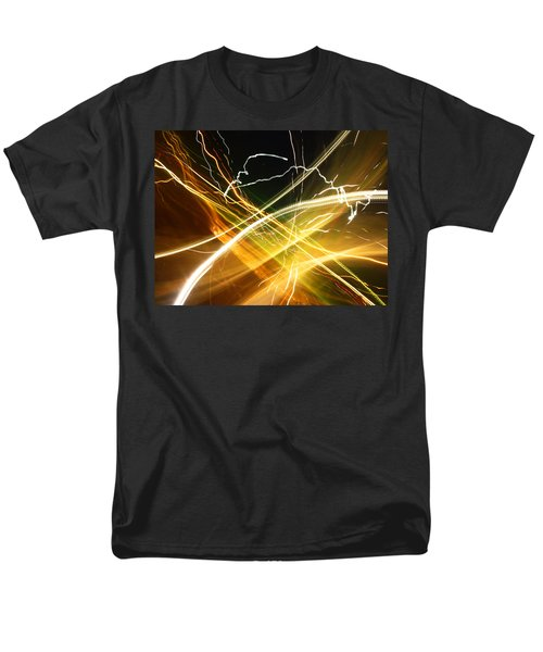 Light Curves 3 Men's T-Shirt  (Regular Fit) by David Pantuso
