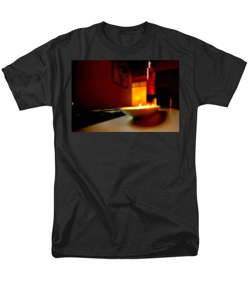 Light The Bottle Men's T-Shirt  (Regular Fit) by Melinda Ledsome