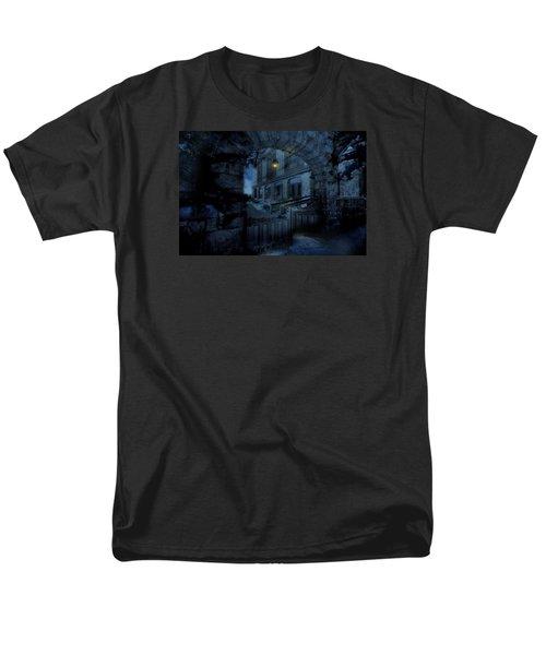 Light The Way Men's T-Shirt  (Regular Fit) by Shelley Neff