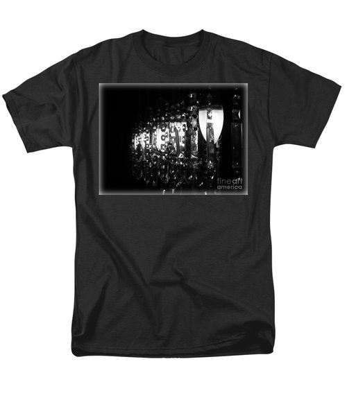 Men's T-Shirt  (Regular Fit) featuring the photograph Lightwork by Clare Bevan