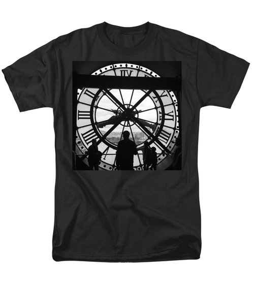 Like Clockwork Men's T-Shirt  (Regular Fit) by Allan Piper