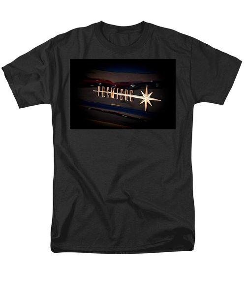 Men's T-Shirt  (Regular Fit) featuring the photograph Lincoln Premiere Emblem by Joann Copeland-Paul