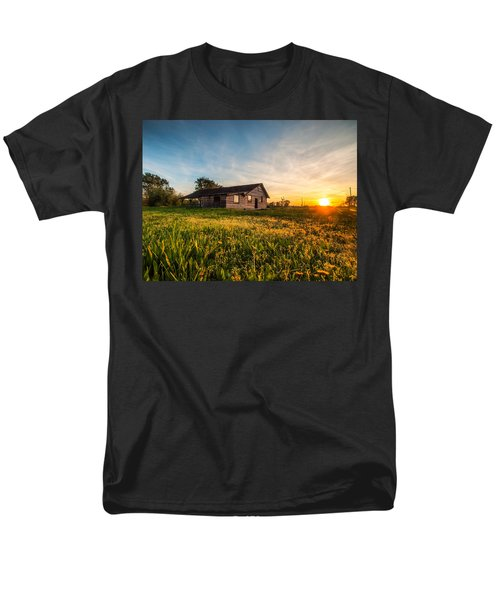 Little House On The Prairie Men's T-Shirt  (Regular Fit) by Davorin Mance