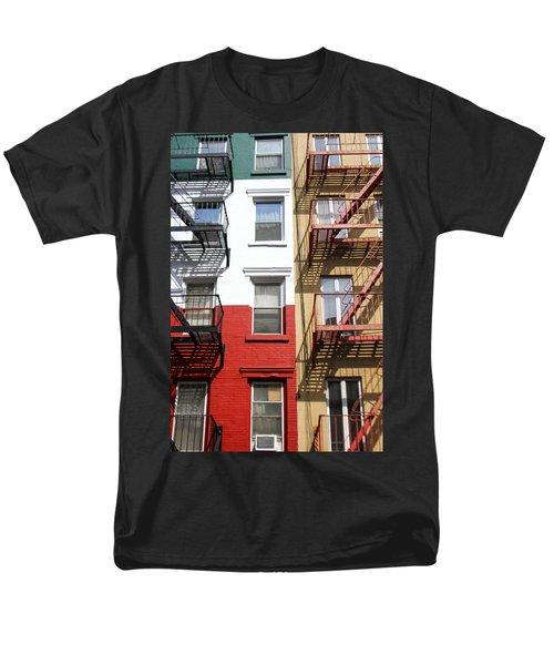 Little Italy. Men's T-Shirt  (Regular Fit) by Menachem Ganon