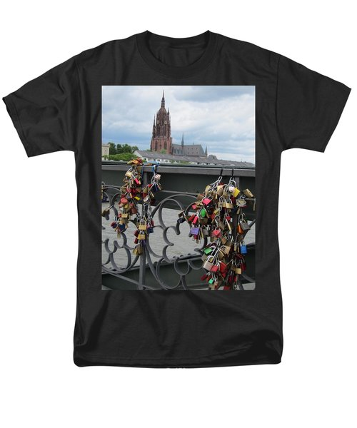 Locks Of Love 2 Men's T-Shirt  (Regular Fit) by Pema Hou