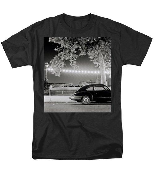 Porsche In London Men's T-Shirt  (Regular Fit) by Shaun Higson