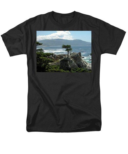 Lone Cyprus 1045 Men's T-Shirt  (Regular Fit) by Guy Whiteley