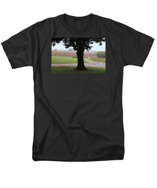 Men's T-Shirt  (Regular Fit) featuring the photograph Long Ago And Far Away by Elizabeth Sullivan