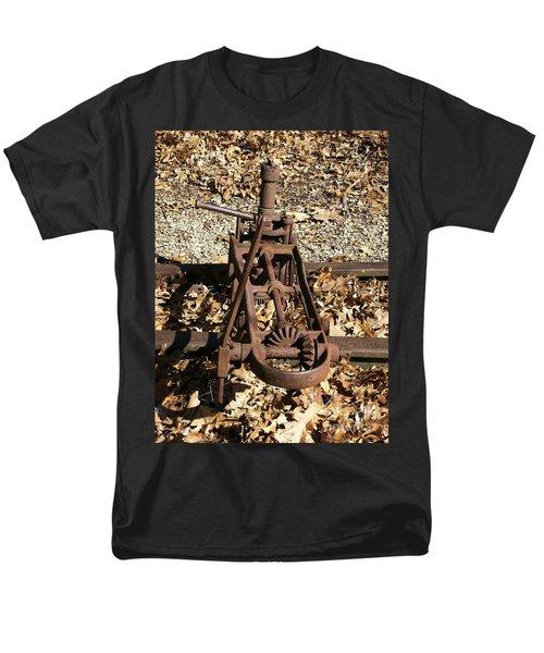 Men's T-Shirt  (Regular Fit) featuring the photograph Long Forgotten by Sara  Raber