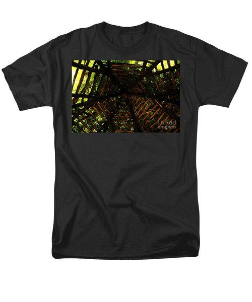 Long Was The Prayer He Uttered Men's T-Shirt  (Regular Fit) by Linda Shafer