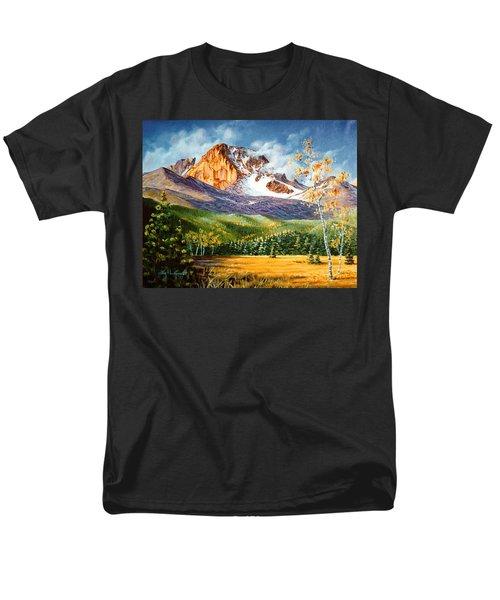 Longs Shadows Men's T-Shirt  (Regular Fit) by Craig T Burgwardt
