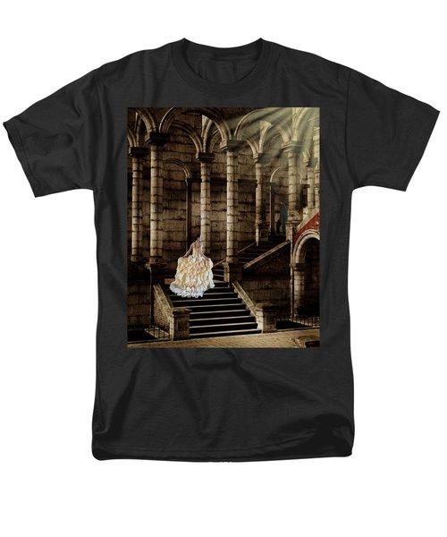 Looking For Love Men's T-Shirt  (Regular Fit) by Davandra Cribbie