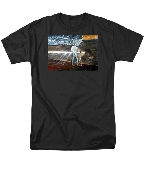 Lost Sometimes Men's T-Shirt  (Regular Fit) by Lazaro Hurtado