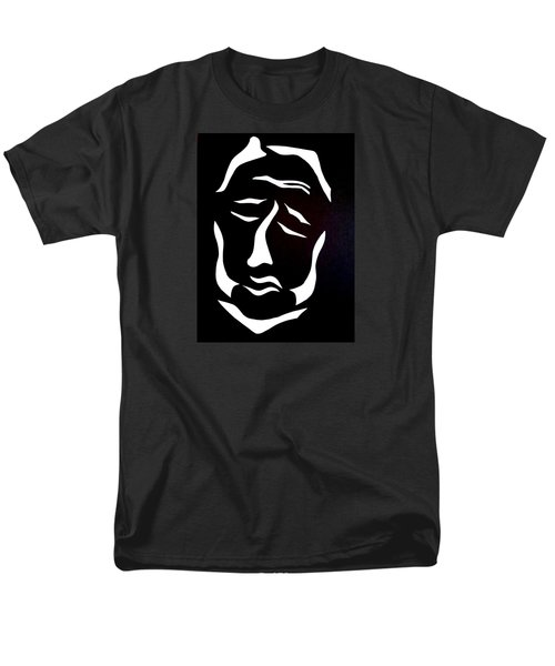 Men's T-Shirt  (Regular Fit) featuring the digital art Lost Soul by Delin Colon