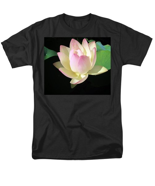 Lotus 9 Men's T-Shirt  (Regular Fit) by Dawn Eshelman