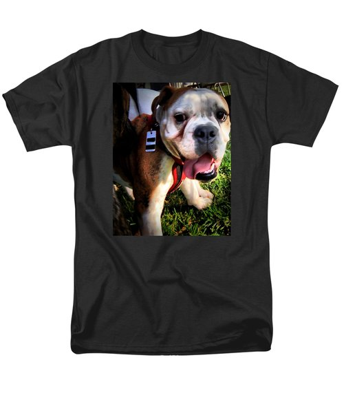 Men's T-Shirt  (Regular Fit) featuring the photograph Loubird by Robert McCubbin