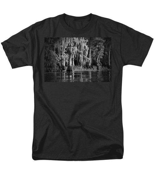 Louisiana Bayou Men's T-Shirt  (Regular Fit)