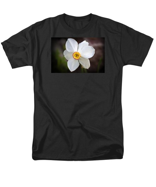 Love Smile And Happiness Men's T-Shirt  (Regular Fit) by Milena Ilieva