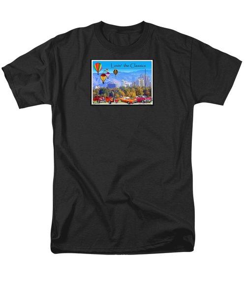 Lovin The Classics Men's T-Shirt  (Regular Fit)