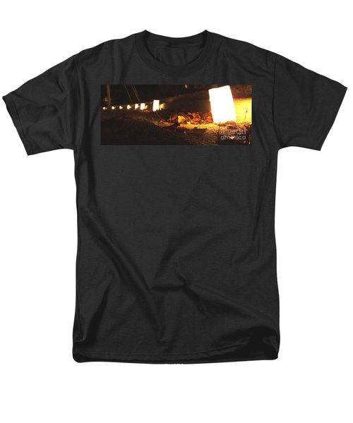 Luminaries Men's T-Shirt  (Regular Fit) by Andrea Anderegg