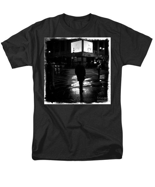 Men's T-Shirt  (Regular Fit) featuring the photograph Macy's - 34th Street by James Aiken