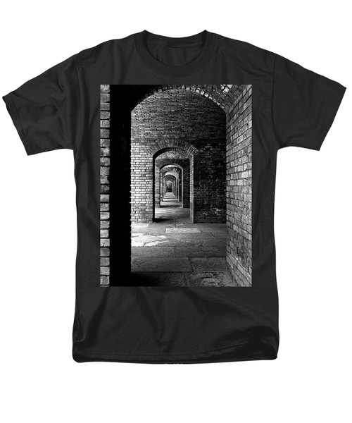 Magic Portal Men's T-Shirt  (Regular Fit) by Robert McCubbin