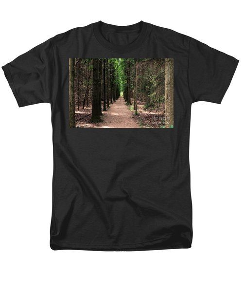 Magical Path Men's T-Shirt  (Regular Fit) by Bruce Patrick Smith
