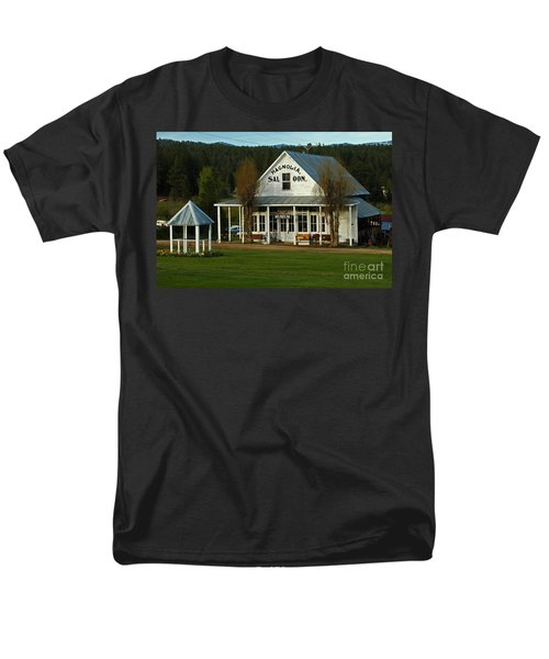 Men's T-Shirt  (Regular Fit) featuring the photograph Magnolia Saloon by Sam Rosen