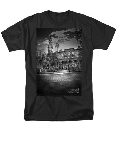 Main Entry Men's T-Shirt  (Regular Fit) by Marvin Spates