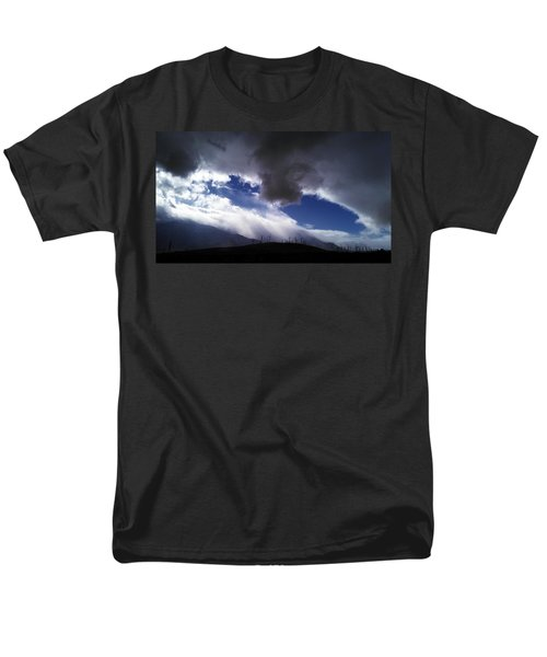 Majestic Men's T-Shirt  (Regular Fit)