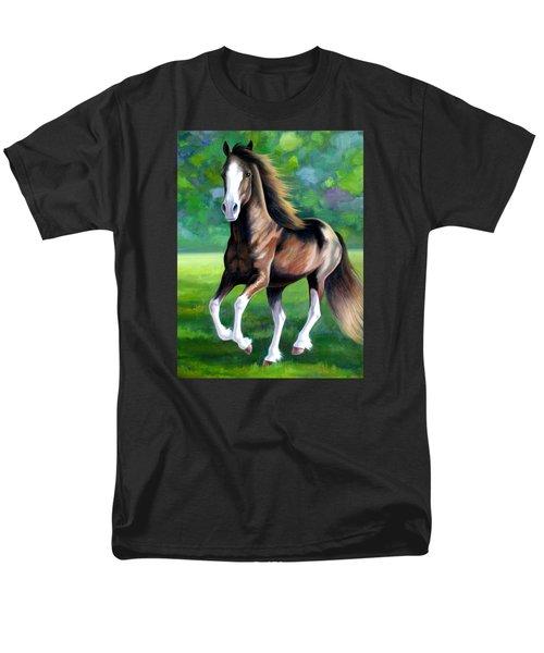 Majestic Men's T-Shirt  (Regular Fit) by Vivien Rhyan