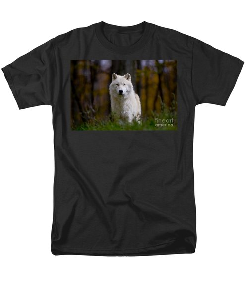 Men's T-Shirt  (Regular Fit) featuring the photograph Majesty by Wolves Only