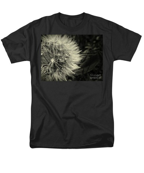 Men's T-Shirt  (Regular Fit) featuring the photograph Make A Wish by Clare Bevan