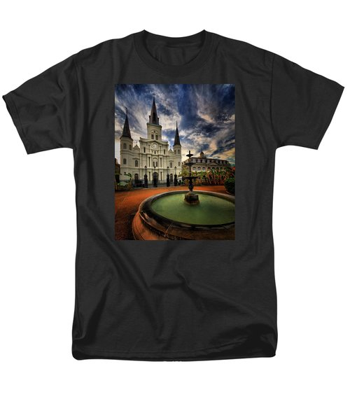 Men's T-Shirt  (Regular Fit) featuring the photograph Make A Wish by Robert McCubbin