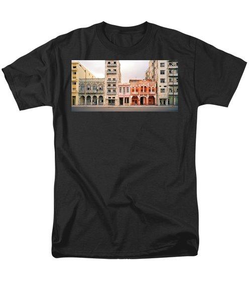 Malecon In Havana Men's T-Shirt  (Regular Fit) by Shaun Higson