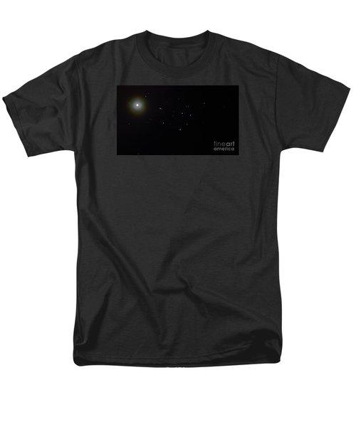Mars Men's T-Shirt  (Regular Fit) by Joel Loftus