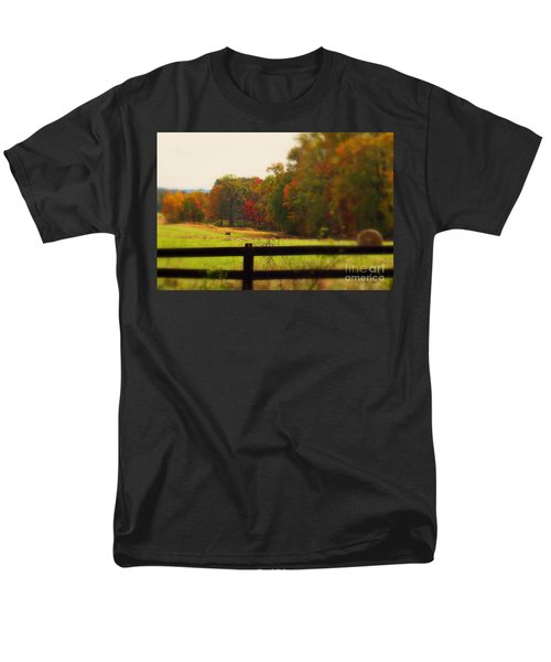 Maryland Countryside Men's T-Shirt  (Regular Fit) by Patti Whitten