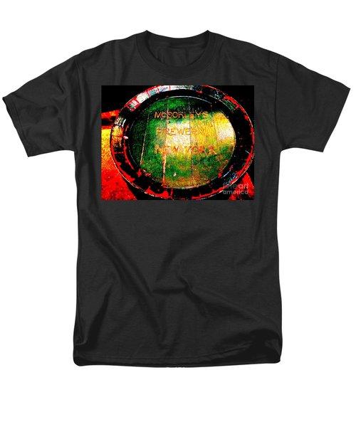 Mcsorleys Brewery Men's T-Shirt  (Regular Fit) by Ed Weidman