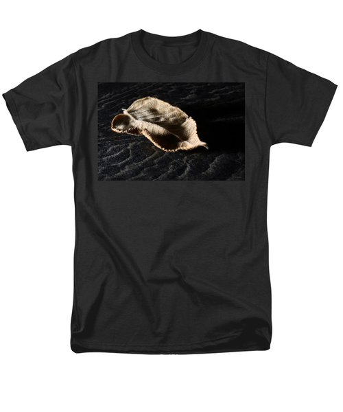 Men's T-Shirt  (Regular Fit) featuring the photograph Meanwhile The World Goes On by Lauren Radke
