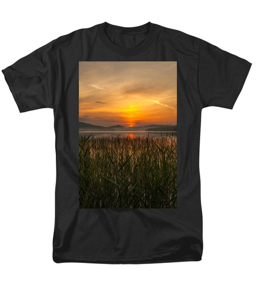 Peace Of Mind Men's T-Shirt  (Regular Fit) by Rose-Maries Pictures