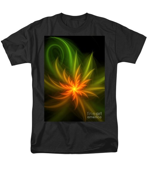 Men's T-Shirt  (Regular Fit) featuring the digital art Memory Of Spring by Svetlana Nikolova