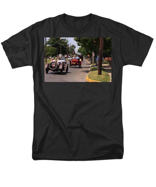 Mercers On Parade Men's T-Shirt  (Regular Fit) by Mustafa Abdullah