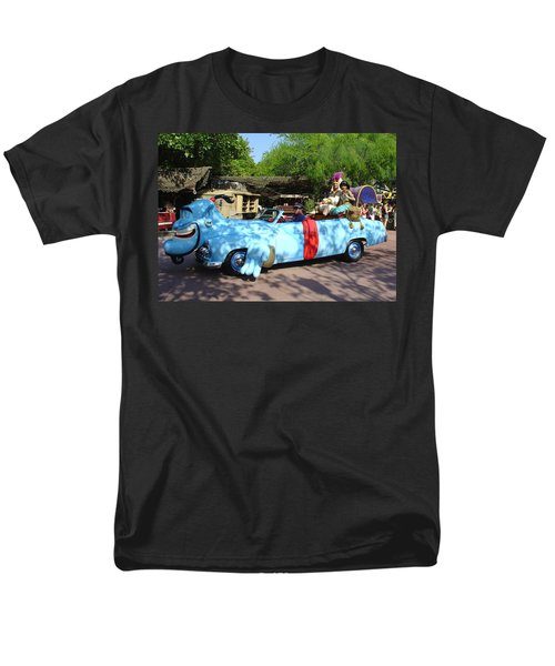 Men's T-Shirt  (Regular Fit) featuring the photograph Mgm Aladdin by David Nicholls