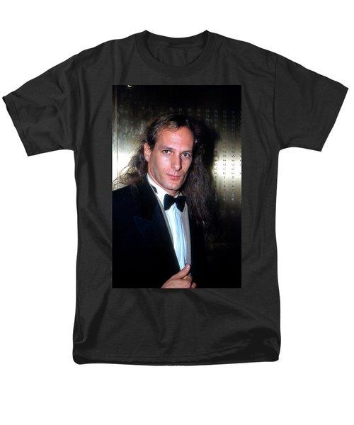 Michael Bolton 1990 Men's T-Shirt  (Regular Fit) by Ed Weidman