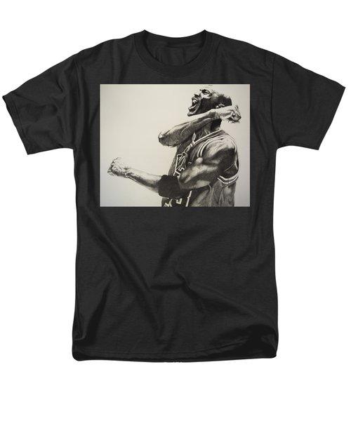 Michael Jordan Men's T-Shirt  (Regular Fit) by Jake Stapleton